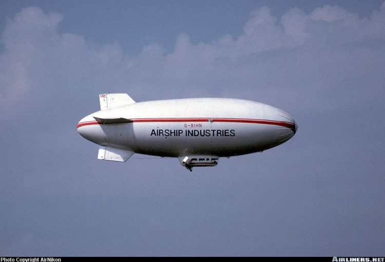 Airship Industries Skyship 500