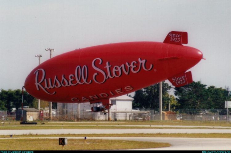 American Blimp Corporation A-60+,The Lightship Group