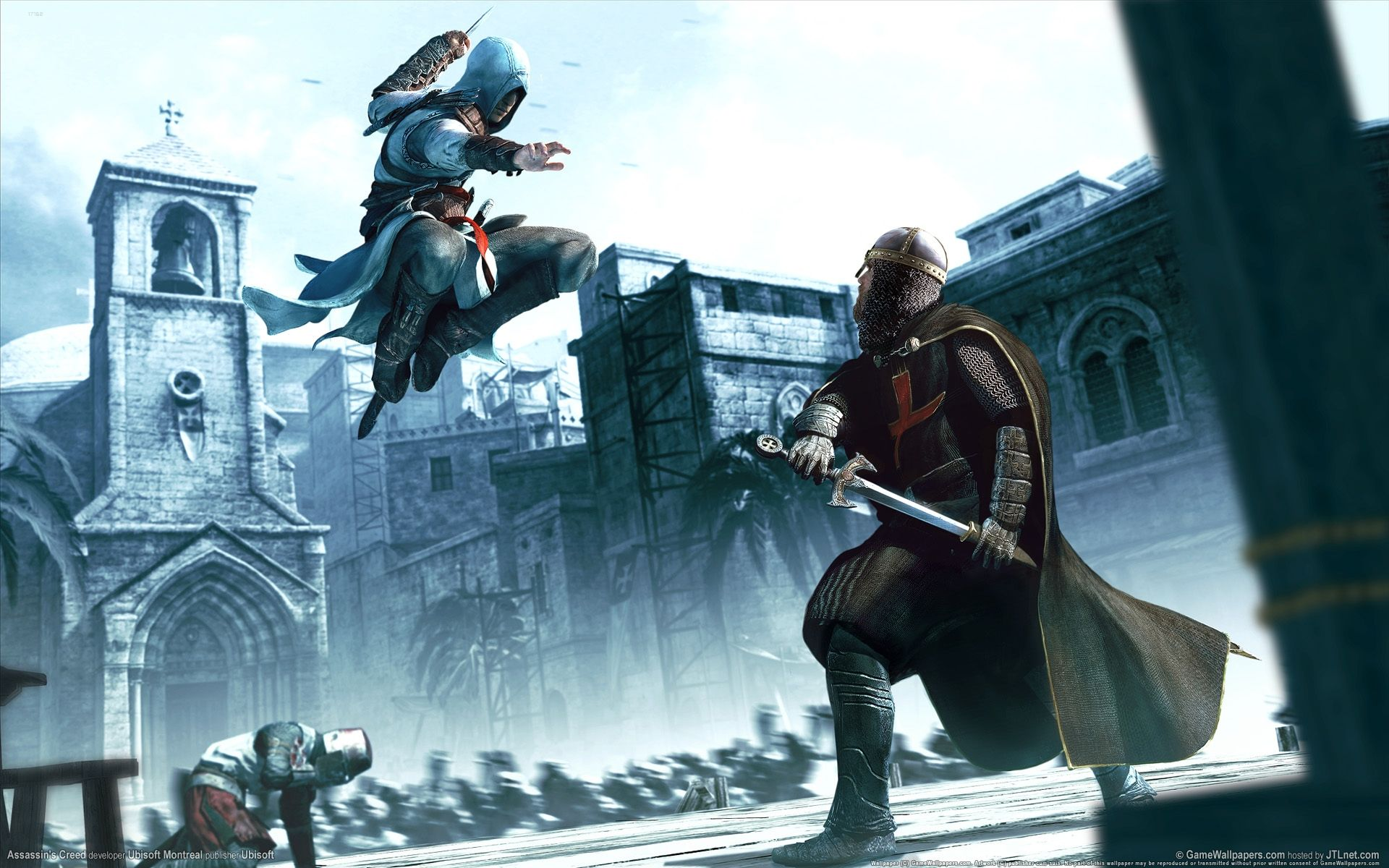 Assassin S Creed Game Pc Games Game Video Game Computer Game 06 Hd Wallpaper Desktop Backgrounds
