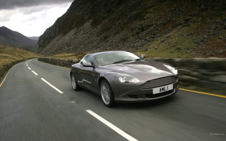 Aston Martin, DB9, auto, Machines, Cars 03