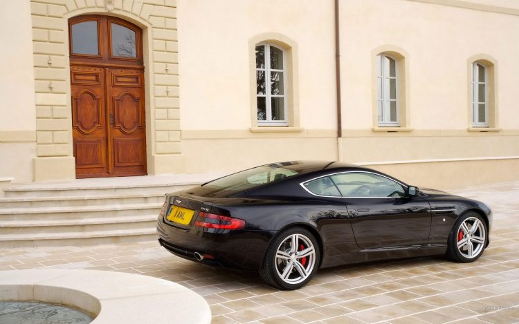 Aston Martin, DB9, auto, Machines, Cars 05