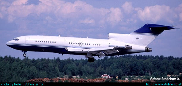 Boeing 727-191,Untitled