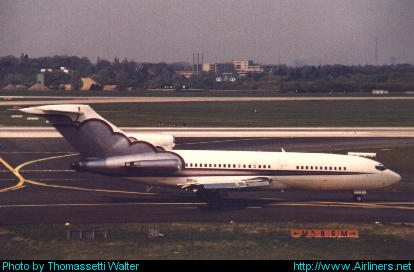 Boeing 727-21,Untitled (Continental Aviation Services Inc.)