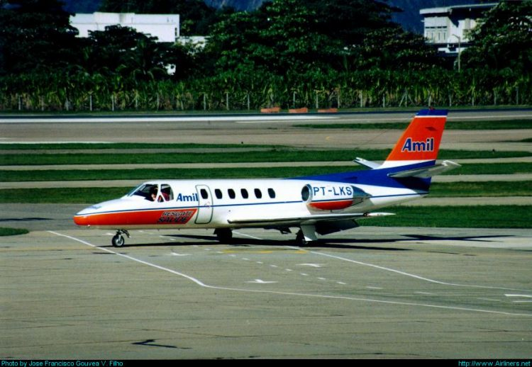 Cessna S550 Citation SII,Amil