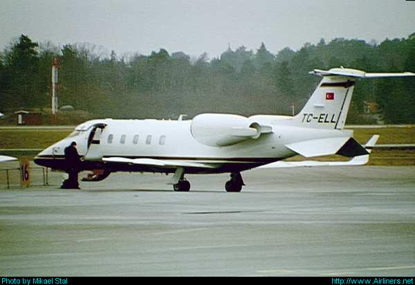 Learjet 60,Untitled