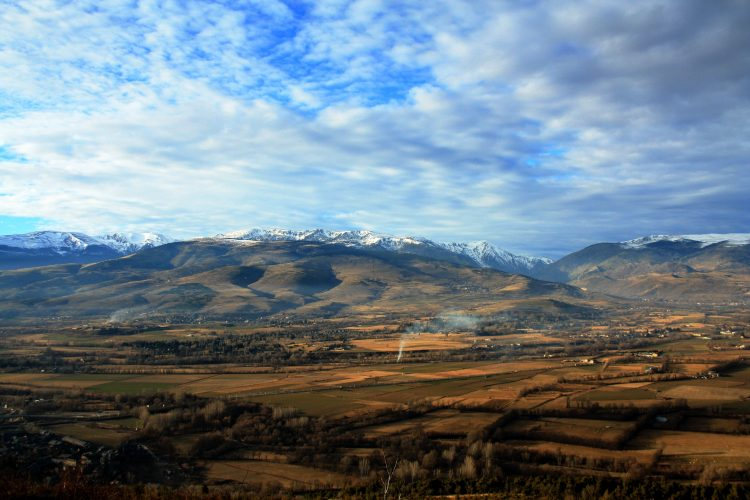 Mountains, Fontanals de Cerdanya, Catalonia, Spain
