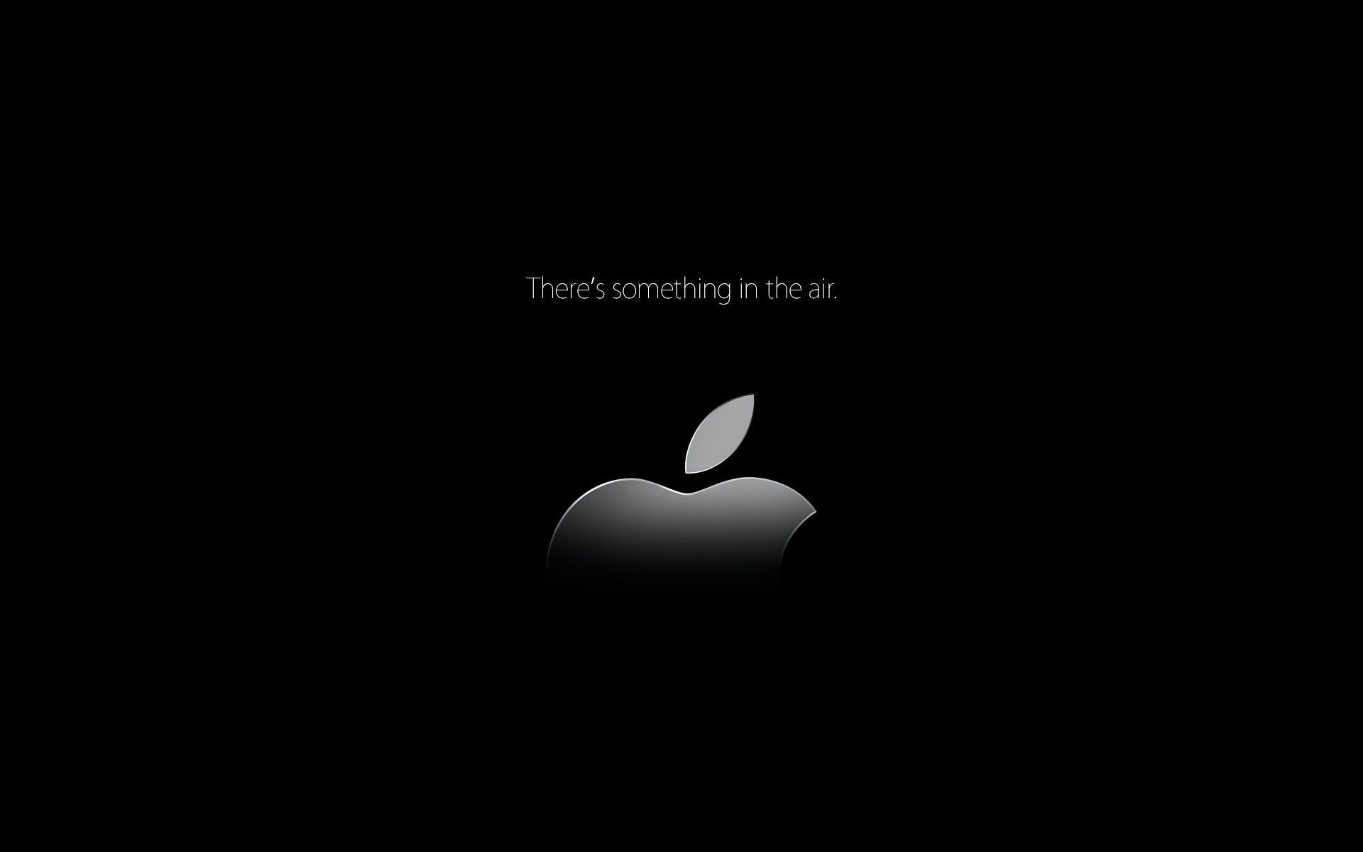 Brand PC Puter Apple Dark HD Wallpaper Desktop