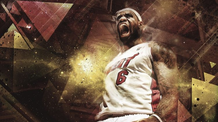 lebron james, miami heat, nba, basketball, player