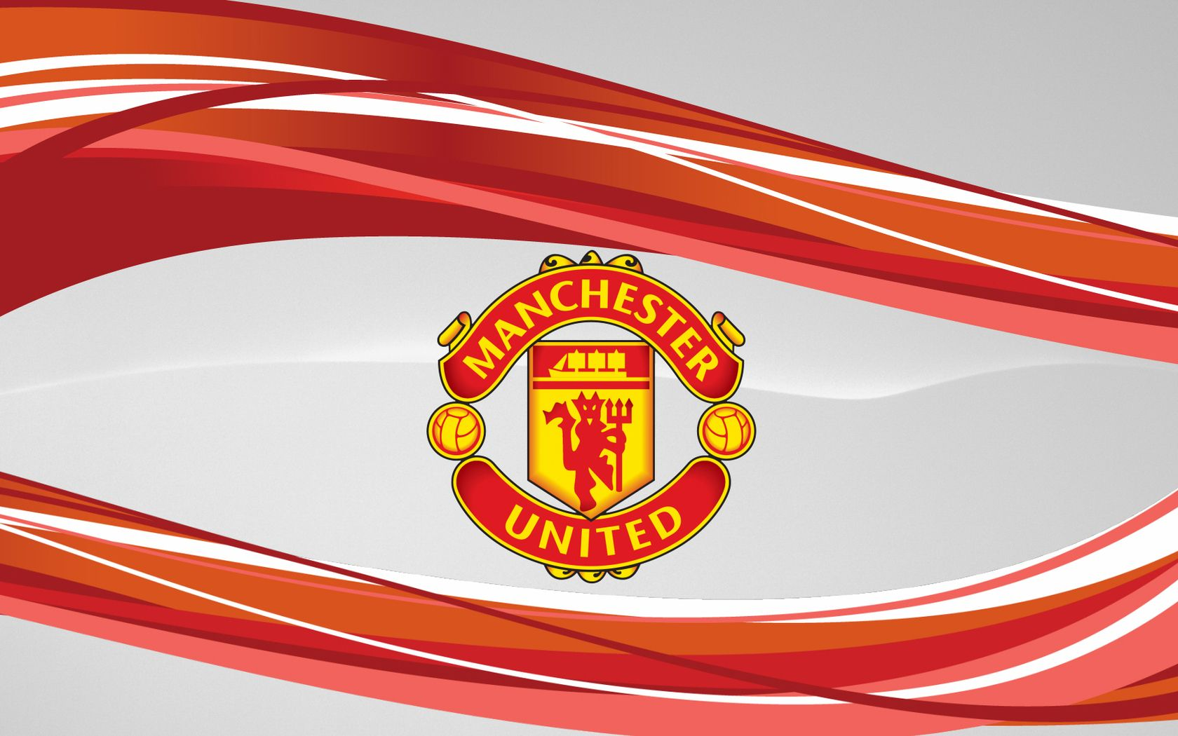 Mu Manchester United Football Hd Wallpaper Desktop