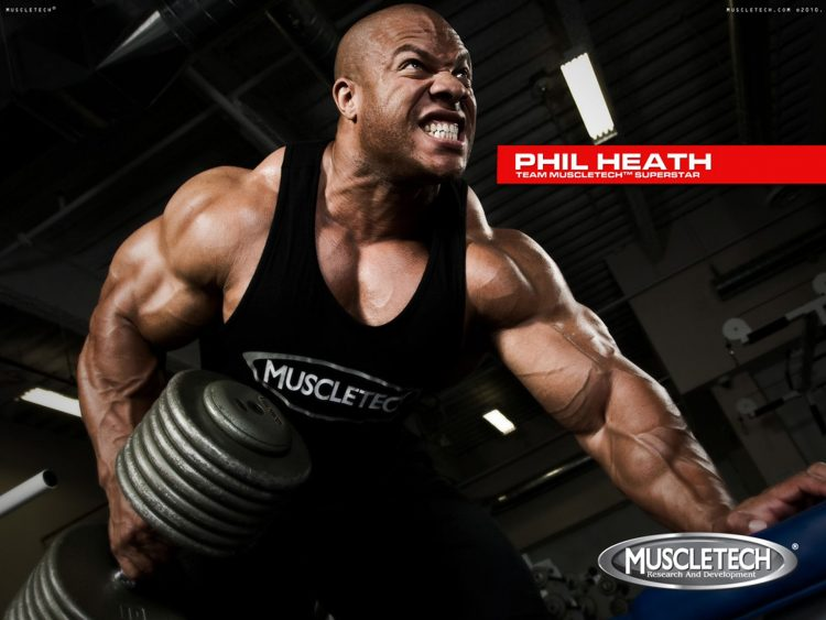 phil heath, Phil Heath, Mr. Olympia, 2012 01