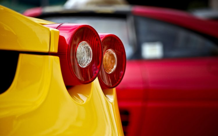 yellow, headlamp, red 01