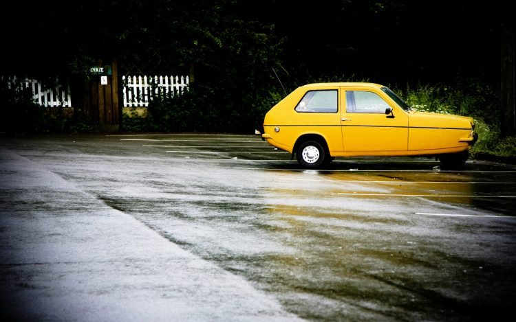 yellow, weather, asphalt 02