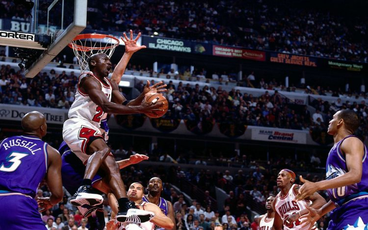 Michael Jordan, NBA, basketball