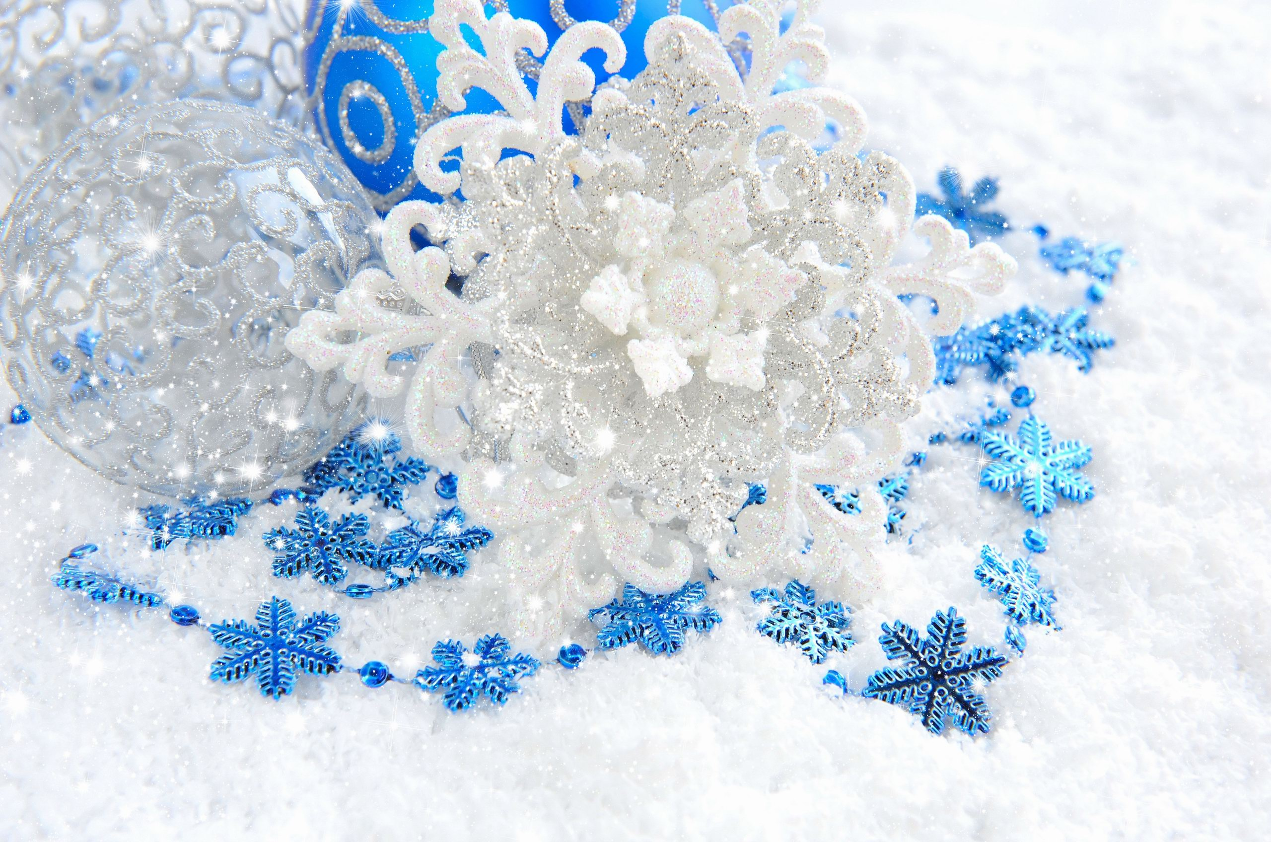 New Year, scenery, Christmas, patterns, Jewelry