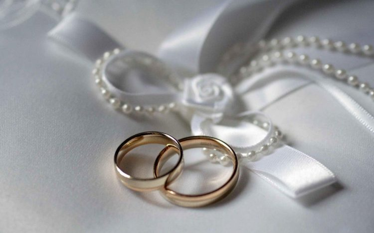 Ring, white, wedding, holiday