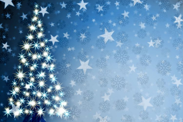 Star, graphics, Snowflakes, Sparks, New Year