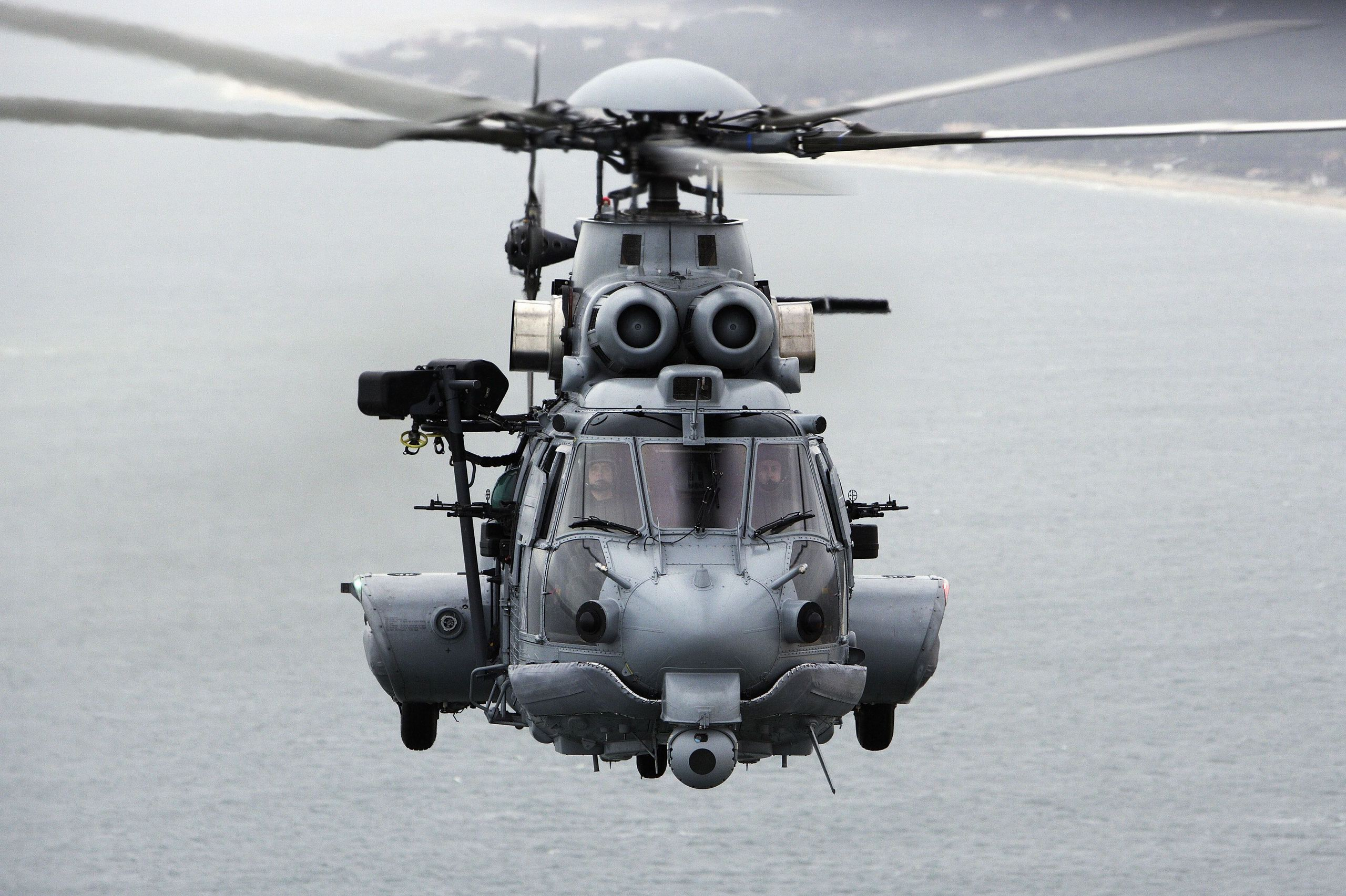 sea, helicopter, pilot
