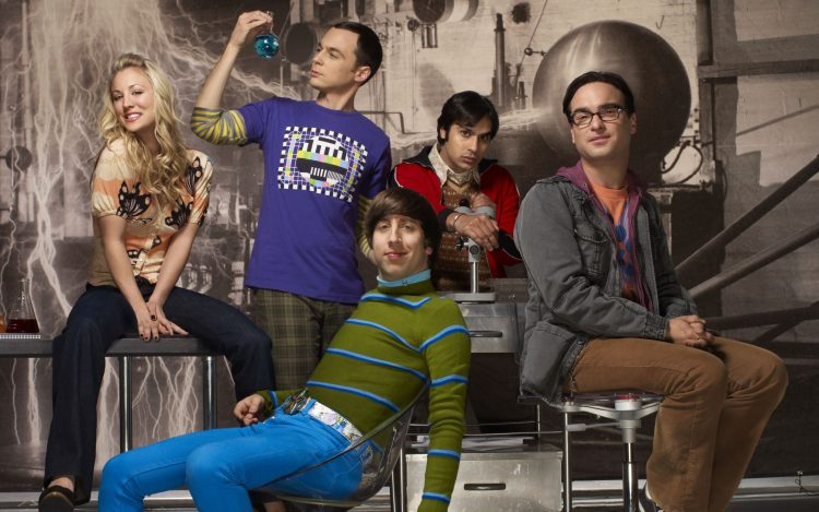 The Big Bang Theory the big bang theory 01