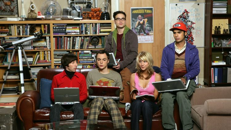 The Big Bang Theory the big bang theory series Sheldon