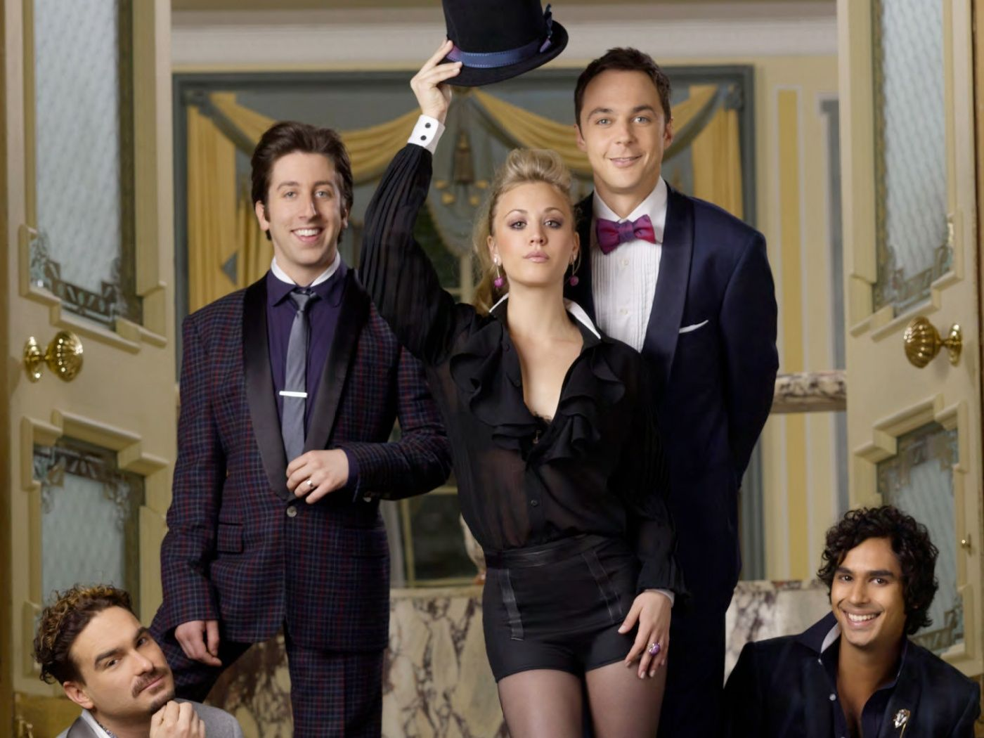 The Big Bang Theory the big bang theory series