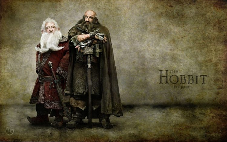 The Hobbit unexpected journey Balin Dvalin