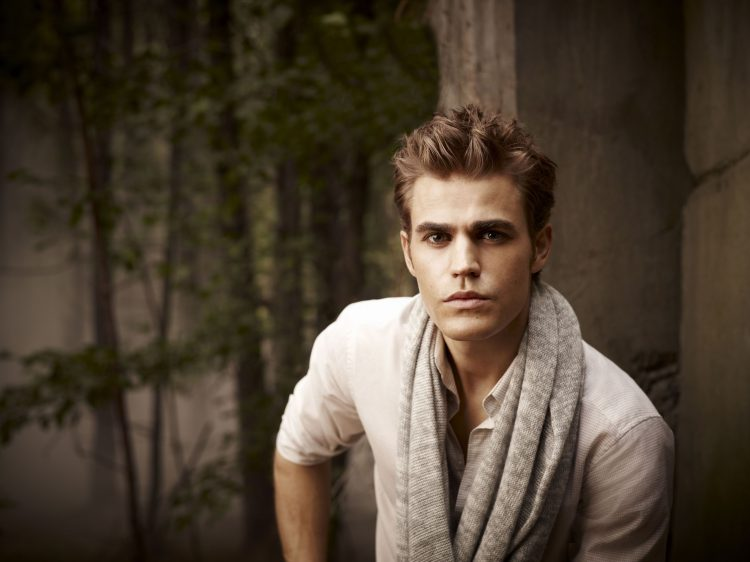 The Vampire Diaries Paul Wesley