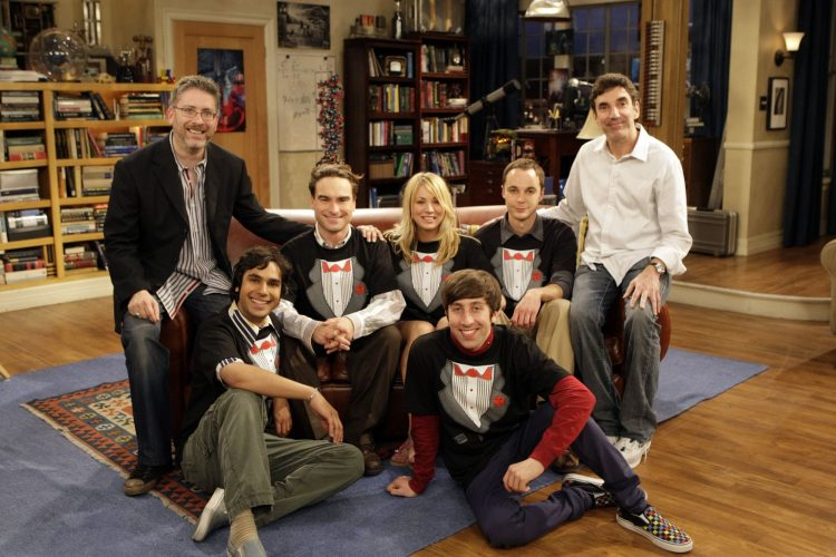 series show The Big Bang Theory Characters