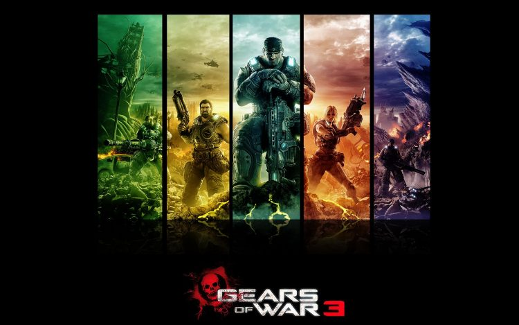 Gears of War 3 Pandorum Game