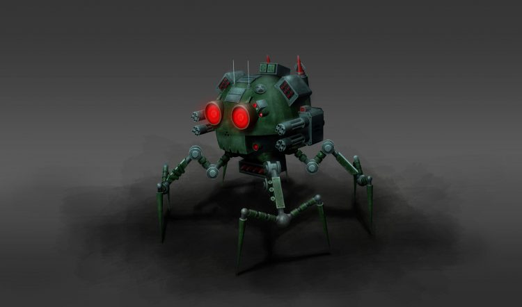 photoshop robot beetle snake