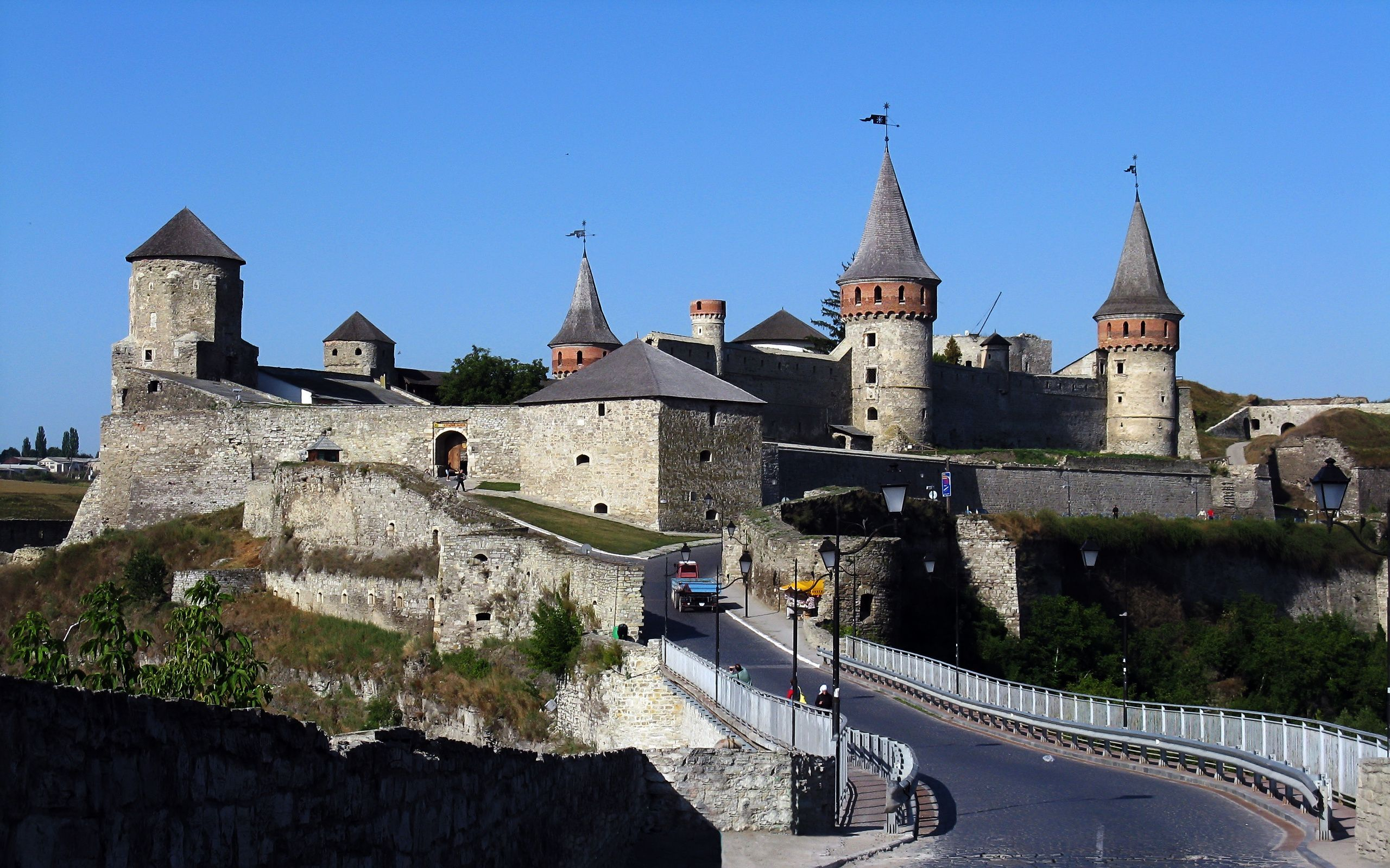 fortress city