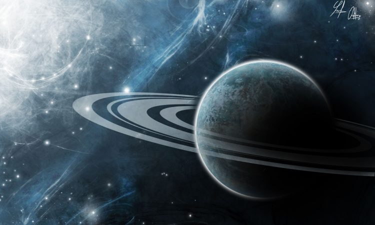 Art, space, universe, planet, Saturn, Ring, hd  desktop wallpapers , Pc backgrounds, free pictures