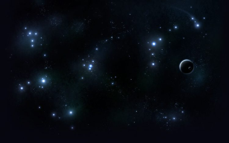 espace, noir, terre, lune, space, moon, Star, galaxy, hd  desktop wallpapers , Pc backgrounds, free pictures