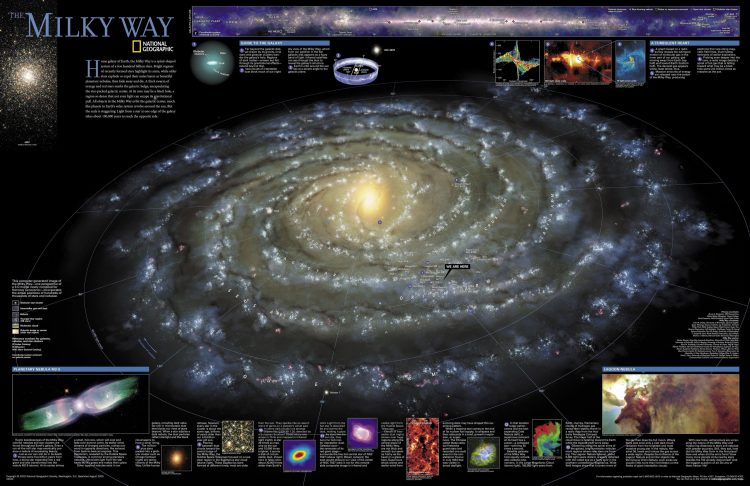 galaxy, Map, land, hd  desktop wallpapers , Pc backgrounds, free pictures