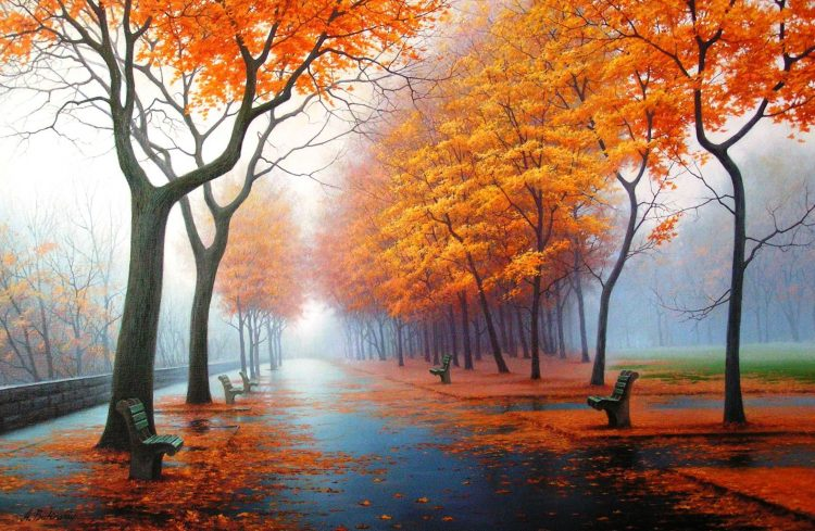 picture, paintings, Art, nature, Figure, Pictures, autumn, hd  desktop wallpapers , Pc backgrounds, free pictures