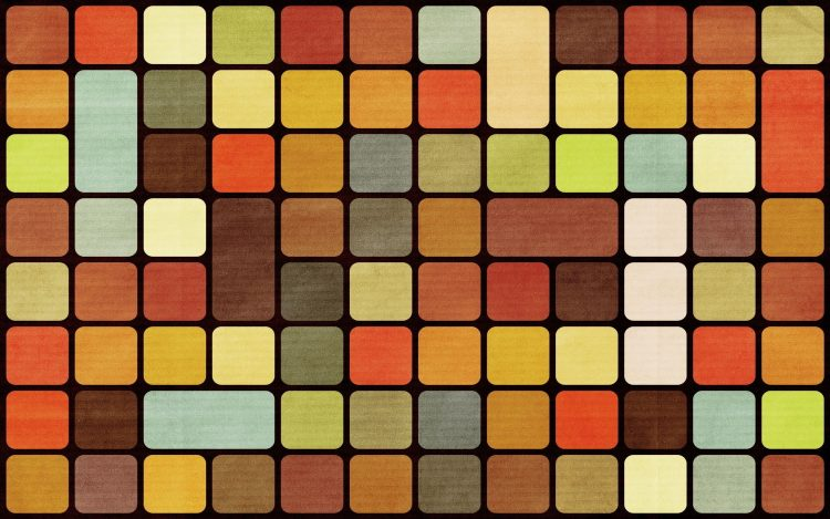 squares Color mosaic