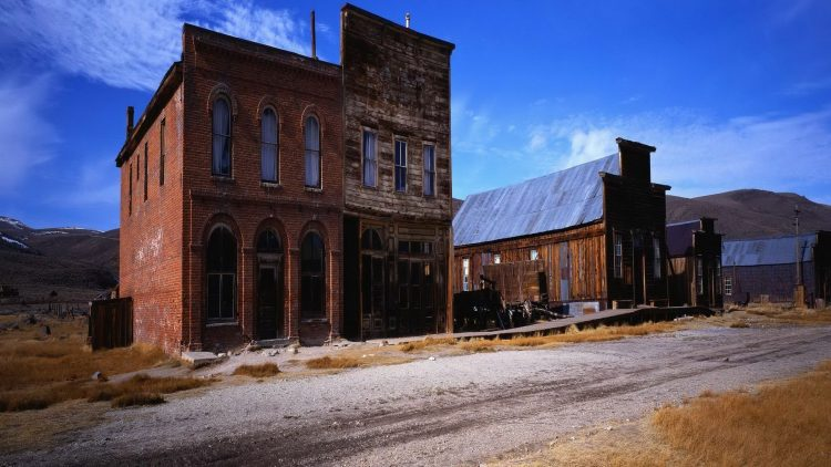 ghost-town, America, building, wallpapers , Pc backgrounds, free photos