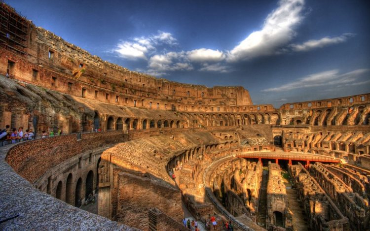 Italy, Colosseum, Rome, wallpapers , Pc backgrounds, free photos