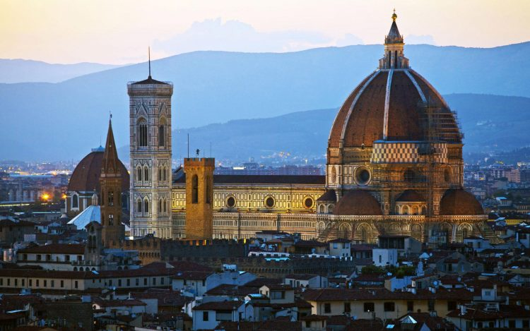 Italy, Florence, Cathedral, home, Santa Maria del Fiore, wallpapers , Pc backgrounds, free photos