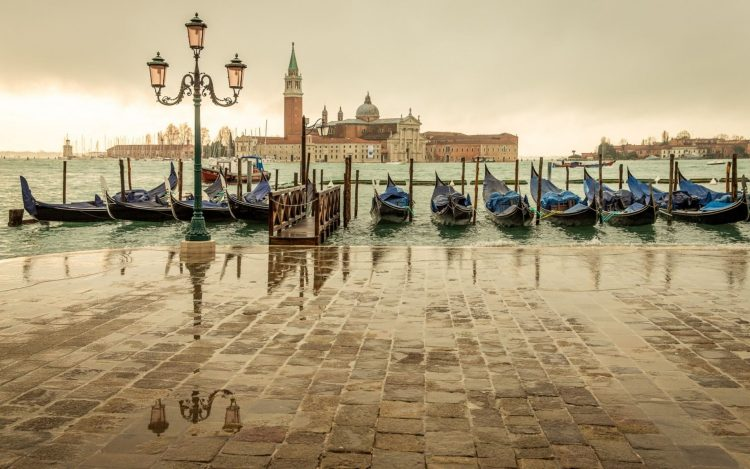 Italy, Venice, Boat, wallpapers , Pc backgrounds, free photos