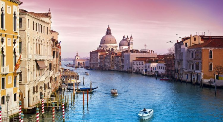 Italy, Venice, channel, water, city, building, sky, wallpapers , Pc backgrounds, free photos
