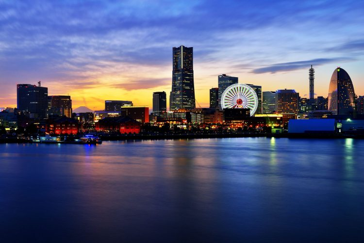 Japan, Yokohama, Yokohama,, wallpapers , Pc backgrounds, free photos
