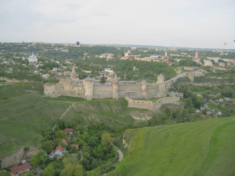Kamenetz-Podolsk, city, fortress, wallpapers , Pc backgrounds, free photos