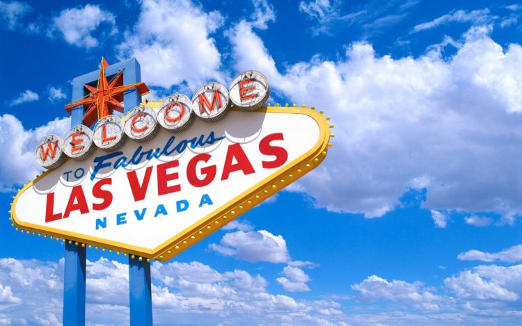 Las Vegas, невада, clouds, wallpapers , Pc backgrounds, free photos