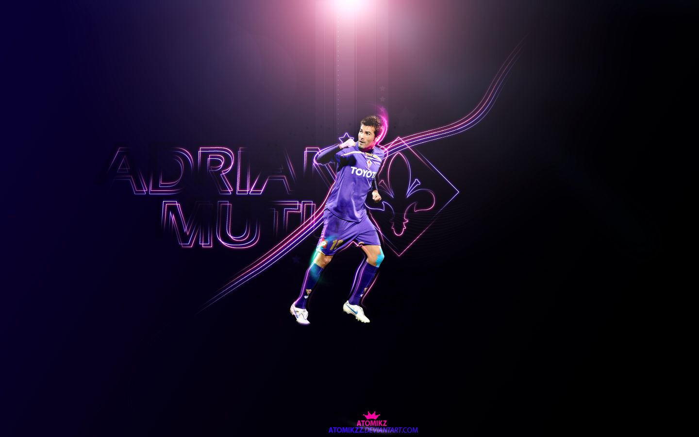 adrian mutu, fiorentina, wallpapers , Pc backgrounds, free photos - HD wallpaper desktop backgrounds