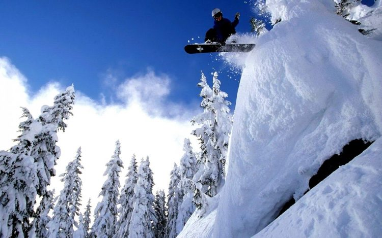 snowboard, Sport, snow, jump, wallpapers , Pc backgrounds, free photos