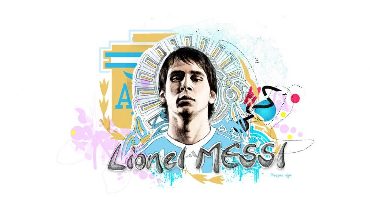 messi, lionel, argenina, wallpapers , Pc backgrounds, free photos
