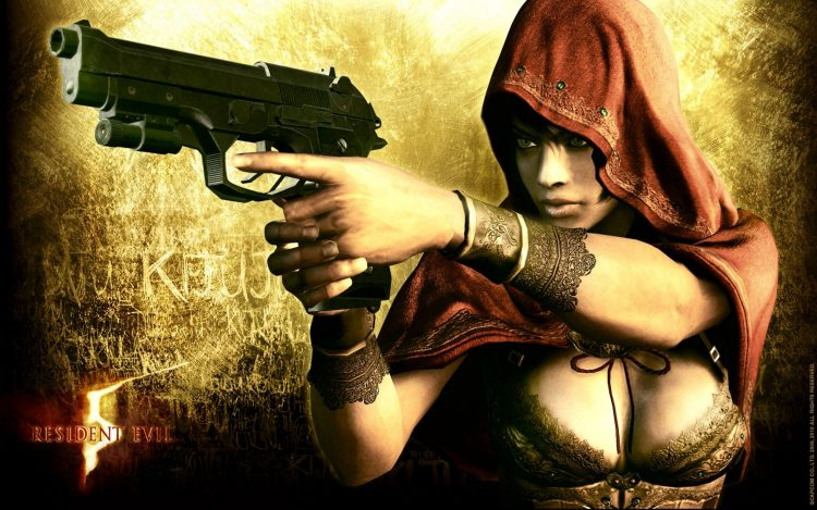 girl, hood, gun, wallpapers , Pc backgrounds, free photos