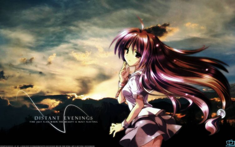 anime, girl, picture, plot, an episode. picture 01, wallpapers , Pc backgrounds, free photos