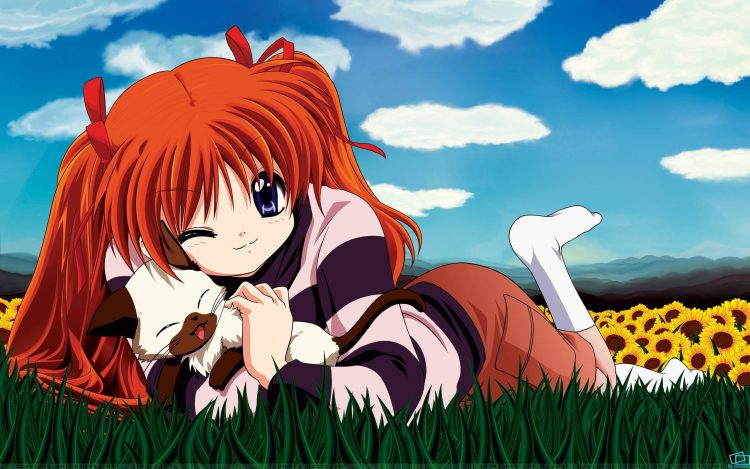 anime, girl, picture, plot, an episode. picture 10, wallpapers , Pc backgrounds, free photos