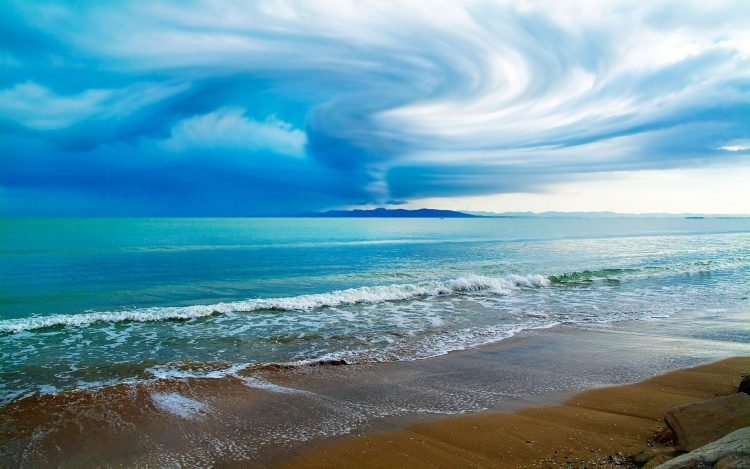 beach, sky, sand, vacation, wallpapers , Pc backgrounds, free photos